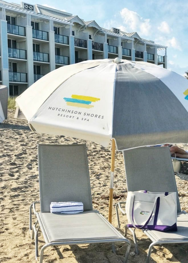 Enjoy a few of my favorite things to do in Orlando before you head to the beach for an Orlando to Beaches Florida Road Trip and explore Hutchinson Island, Florida! Featuring the beach at Hutchinson Shores Resort and more.