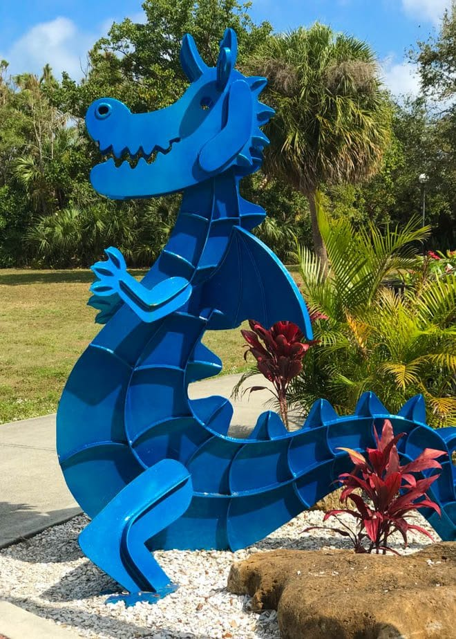 Enjoy a few of my favorite things to do in Orlando before you head to the beach for an Orlando to Beaches Florida Road Trip and explore Hutchinson Island, Florida! Featuring Children's Museum of the Treasure Coast and more.