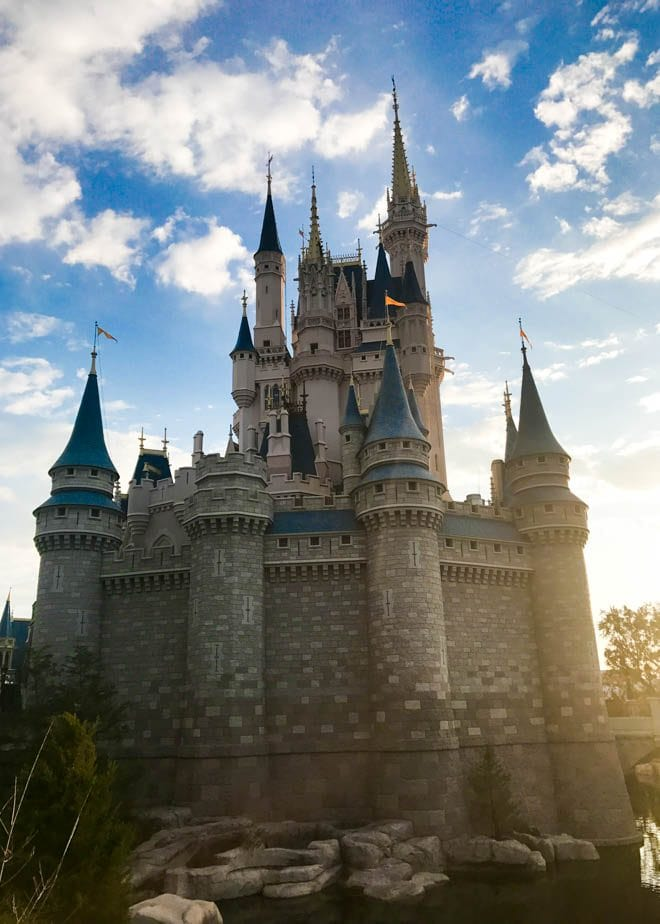 Walt Disney World's Magic Kingdom offers endless opportunities to experience Disney magic. This guide provides five Extra Magical Experiences at Disney's Magic Kingdom including a dessert party, early morning magic and more! #magickingdom #waltdisneyworld #disney #travel