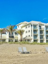 Enjoy a few of my favorite things to do in Orlando before you head to the beach for an Orlando to Beaches Florida Road Trip and explore Hutchinson Island, Florida! The beach at Hutchinson Shores Resort and more.