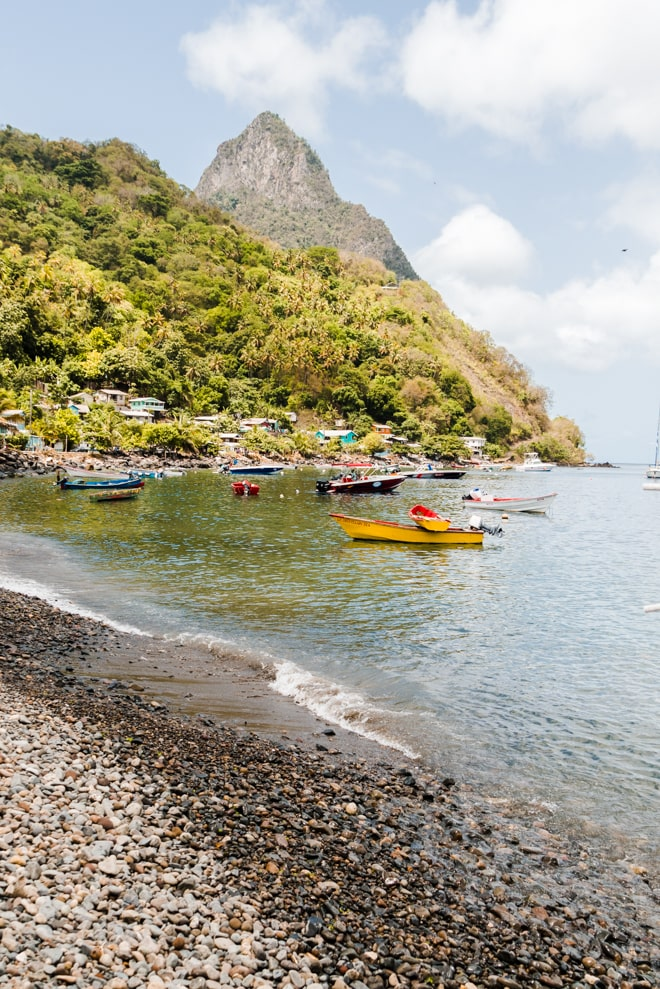 Are you visiting Saint Lucia? Check out my 3 day Guide to Saint Lucia including the best places to stay, eat and explore including unique foodie experiences and more! #travel #foodie #restaurant #stlucia #saintlucia #caribbean #travelguide #island #explore #islandtravel #beach