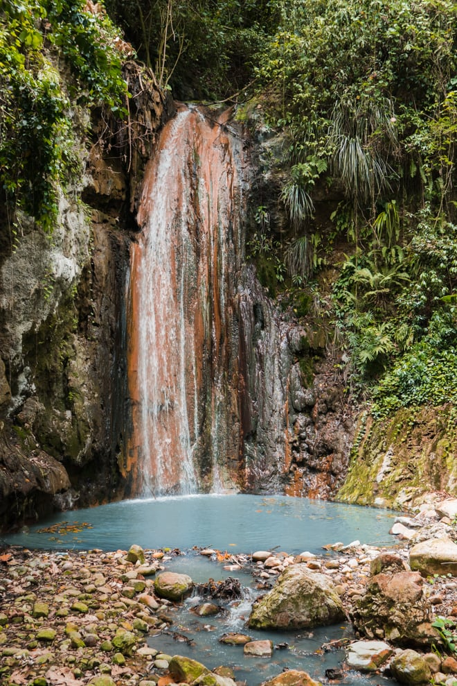 Are you visiting Saint Lucia? Check out my 3 day Guide to Saint Lucia including the best places to stay, eat and explore including unique foodie experiences and more! #travel #foodie #restaurant #stlucia #saintlucia #caribbean #travelguide #waterfall #adventure