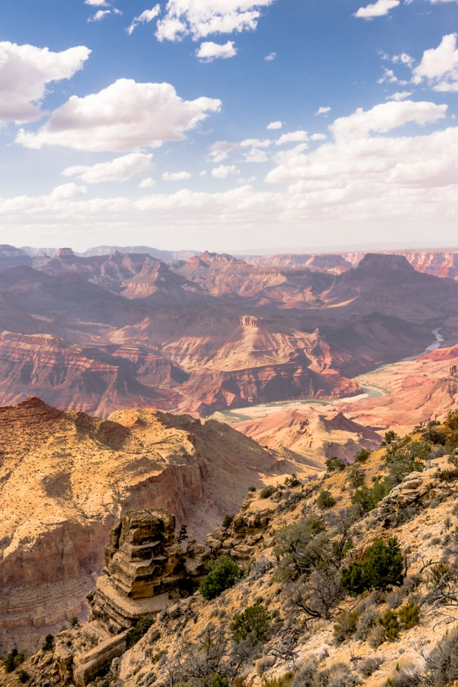 Plan a Utah to Arizona road trip with five stops at some of the most beautiful places in the entire country including Grand Canyon, Sedona, Moab and Salt Lake City. Explore the best things to see, eat and stay at these on a trip that is great for anyone! #roadtrip #nationalpark #utah #travel #guide #foodie #vacation #grandcanyon