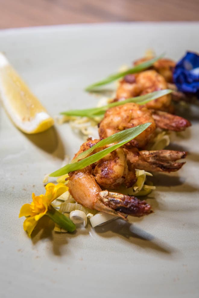 Omni Amelia Island Plantation Resort is the perfect getaway in Florida! Read all about the best culinary experiences, restaurants, activities and more - featuring the Verandah Restaurant! #Omni #AmeliaIsland #dinner #restaurant #culinary #travel #Florida #seafood
