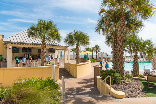 Omni Amelia Island Plantation Resort is the perfect getaway in Florida! Read all about the best culinary experiences, restaurants, activities and more! #Omni #AmeliaIsland #travel #guide #Florida #sunset #ocean #beach #pool #resort