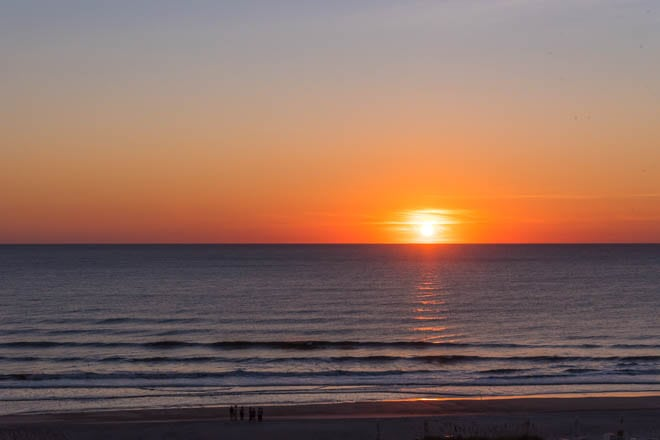 Omni Amelia Island Plantation Resort is the perfect getaway in Florida! Read all about the best culinary experiences, restaurants, activities and more! #Omni #AmeliaIsland #travel #guide #Florida #sunset #ocean #beach
