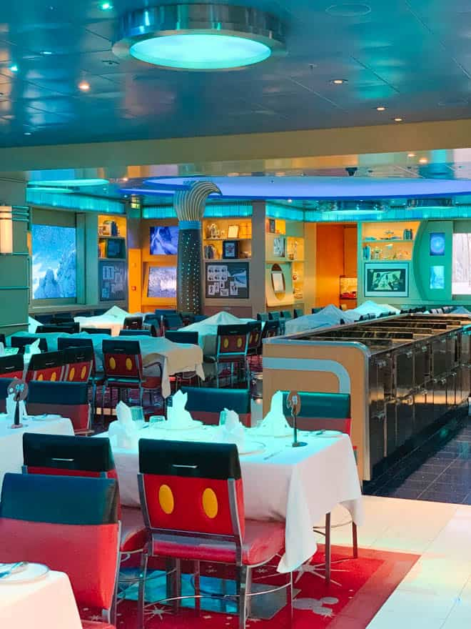 Photo of the Animator's Palate Disney Dream