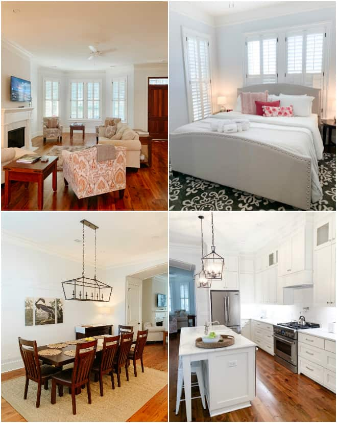 Lady Gwinnett home rental Savannah