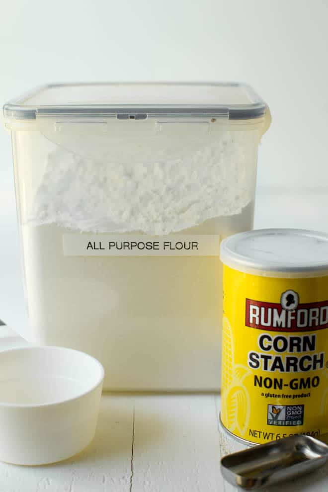 two ingredient cake flour