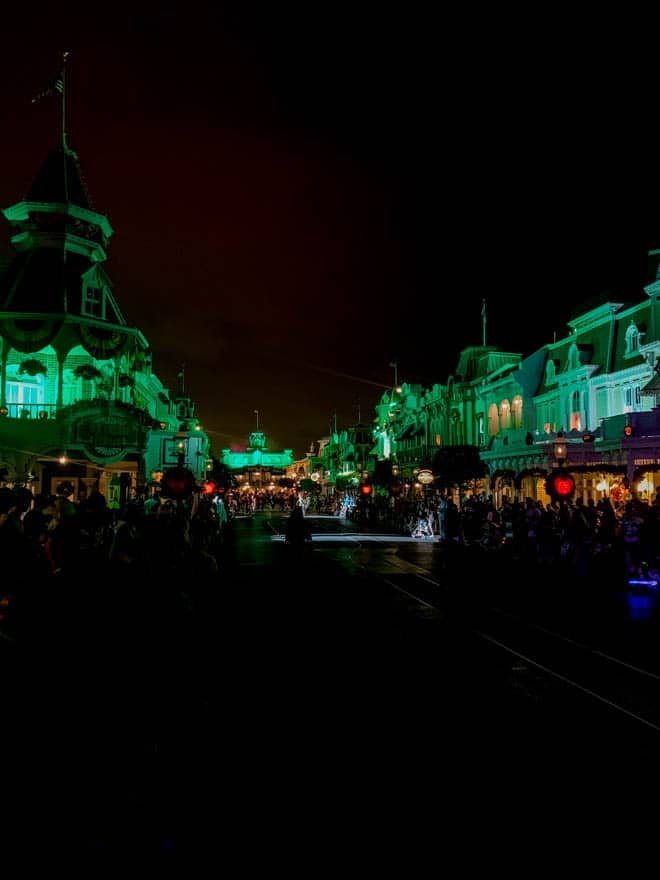 Green lights on Mainstreet USA