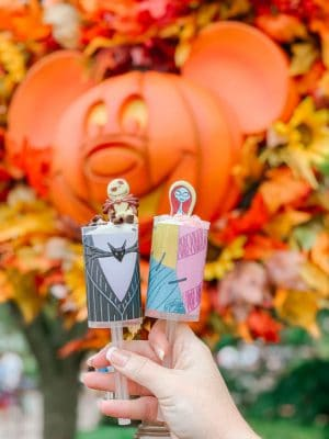 jack and sally push pops