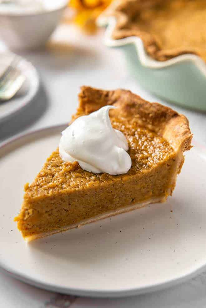 Southern Sweet Potato Pie Spoonful Of Flavor