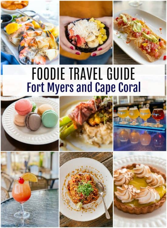 foodie travel guide to fort myers cape coral florida