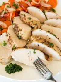 roasted turkey tenderloin