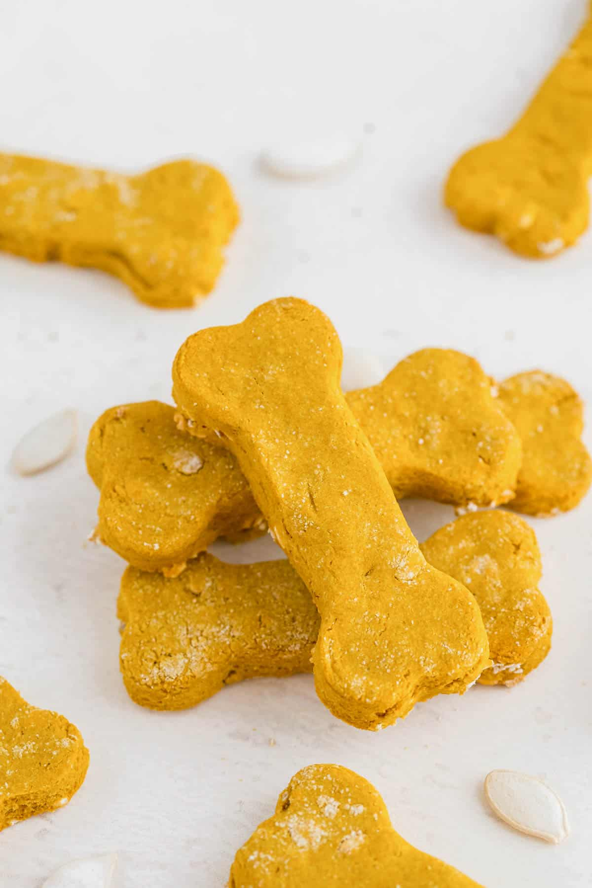Peanut Butter Pumpkin Dog Treats Spoonful Of Flavor