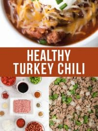 Best Healthy Turkey Chili Spoonful Of Flavor